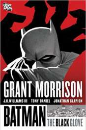 <span>Batman: The Black Glove</span>