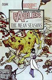 <span>Fables (Graphic Novels – TP Importado) – The Mean Seasons 5</span>
