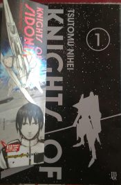 <span>Knights of Sidonia – (com marcador de páginas) 1</span>