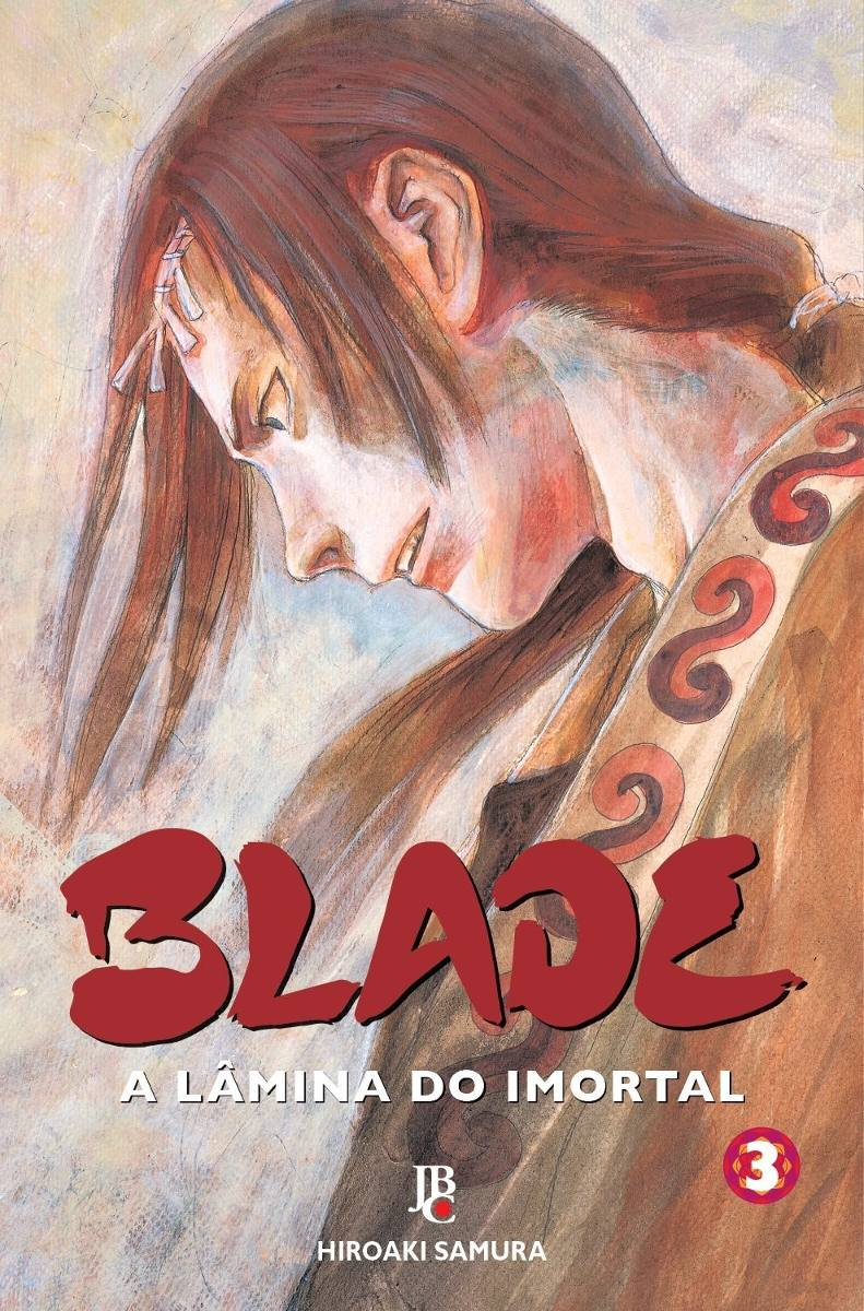 Capa: Blade - A Lâmina do Imortal (JBC / Big) 3