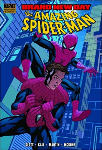 Capa: Amazing Spider-Man: Brand New Day (Importado Capa Dura) 3
