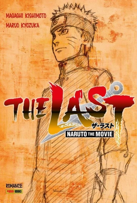 Capa: Naruto: The Last (Naruto the Movie)