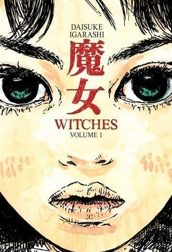 Capa: Witches 1