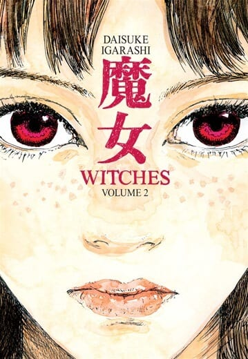 Capa: Witches 2