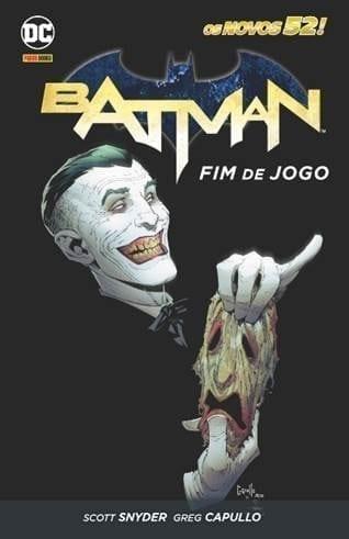 Capa: Batman (Novos 52 - Capa Dura) - Fim de Jogo 6