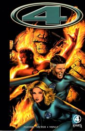 <span>Marvel Knights 4 (TP Importado) – Divine Time 3</span>