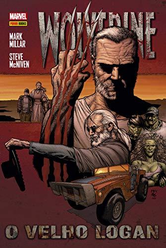 Capa: Wolverine: O Velho Logan (Capa Dura)