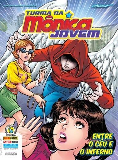 Capa: Turma da Mônica Jovem - 2ª Série 5