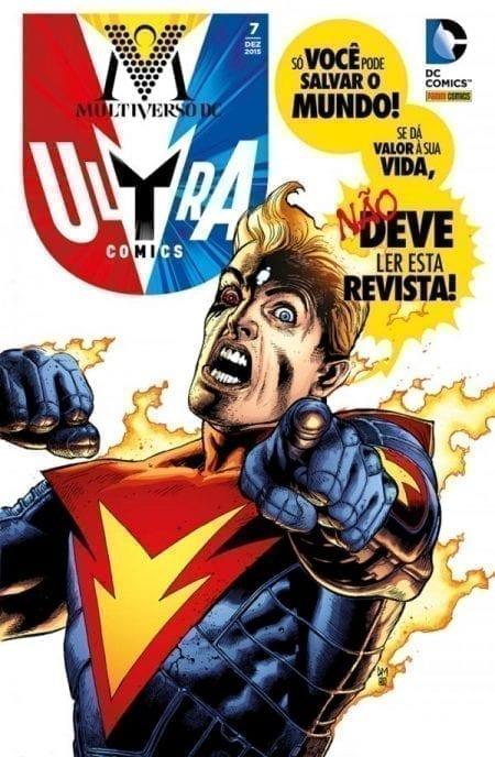 Capa: Multiverso DC 7