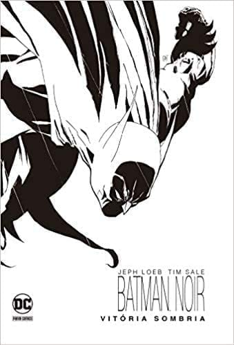Capa: Batman Noir - Vitória Sombria 2