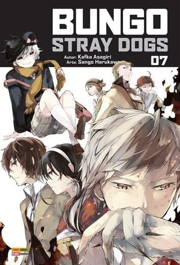 Capa: Bungo Stray Dogs 7
