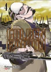 <span>Golden Kamuy 4</span>