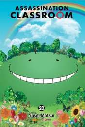 <span>Assassination Classroom 20</span>