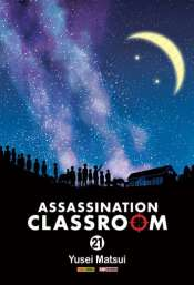 <span>Assassination Classroom 21</span>