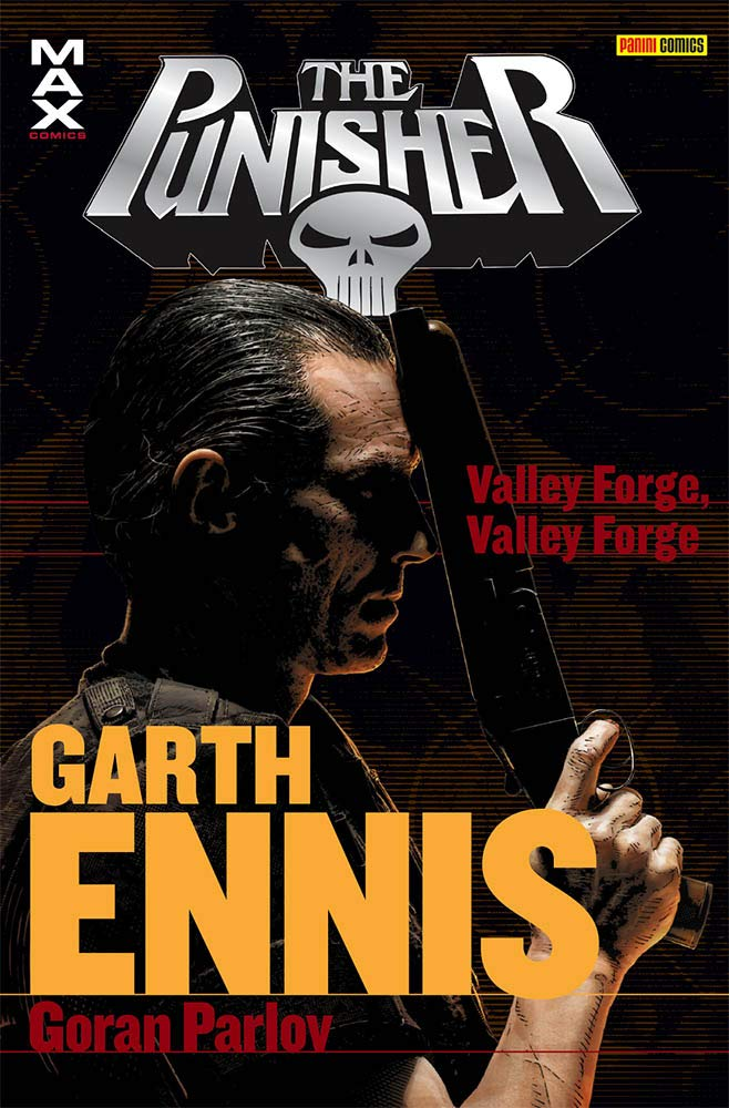 Capa: Garth Ennis Collection (Italiano TP) - The Punisher: Valley Forge, Valley Forge 18