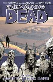 <span>The Walking Dead (TP Importado) – Safety Behind Bars 3</span>