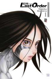 <span>Battle Angel Alita: Last Order 1</span>