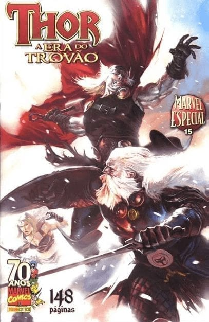 <span>Marvel Especial Panini – Thor: A Era do Trovão 15</span>