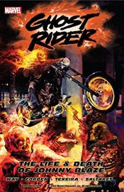 <span>Ghost Rider (Importado) – The Life and Death of Johnny Blaze 2</span>
